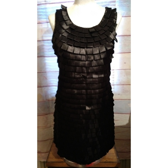 blush by young threads Dresses & Skirts - Black mini dress size S